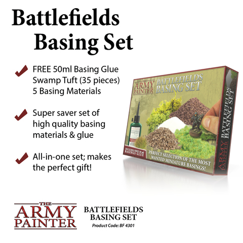 Starter Set: Battlefields Set 2019