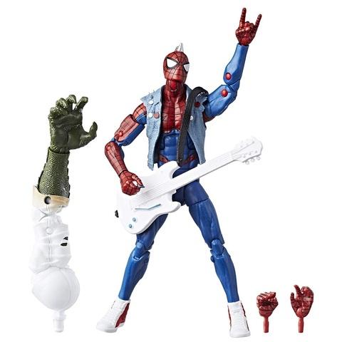 Человек-паук 15 см. Собери Фигурку Ящера