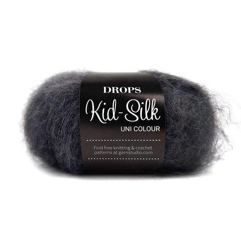 Пряжа Drops Kid-Silk 22 маренго