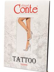 Колготки Tattoo Moon Art Conte