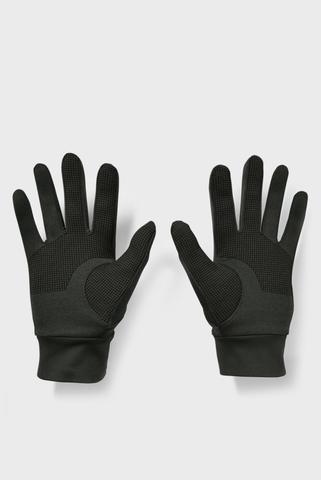 Мужские темно-зеленые перчатки Armour Liner 2.0 Under Armour