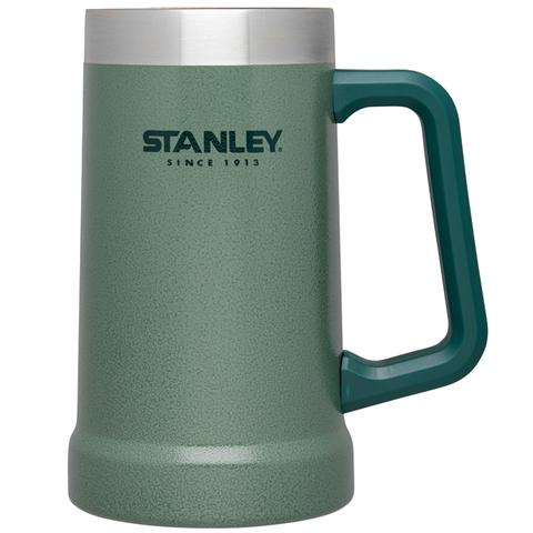 Кружка пивная Stanley Adventure (0,7 литра), зеленая