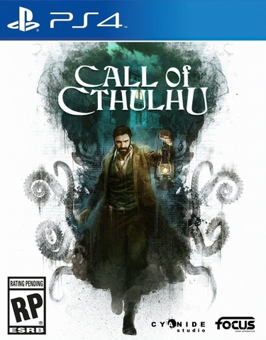 PS4 Call of Cthulhu (русские субтитры)