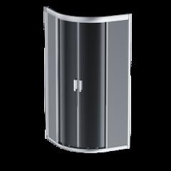 Душевой уголок 90х90 см AM.PM Gem W90G-401-090WT без поддона