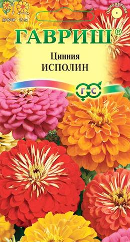 Семена Цинния Исполин смесь, Одн