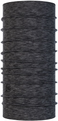 Шерстяной шарф-труба Buff Wool midweight Graphite Multi Stripes