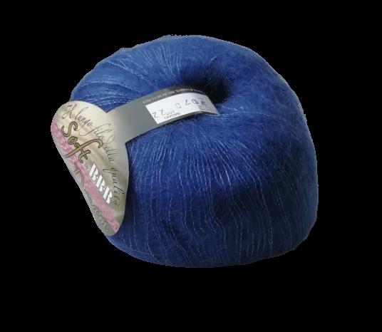 Пряжа BBB Filati Soft Dream 7070 синий