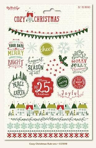 Натирки Cozy Christmas