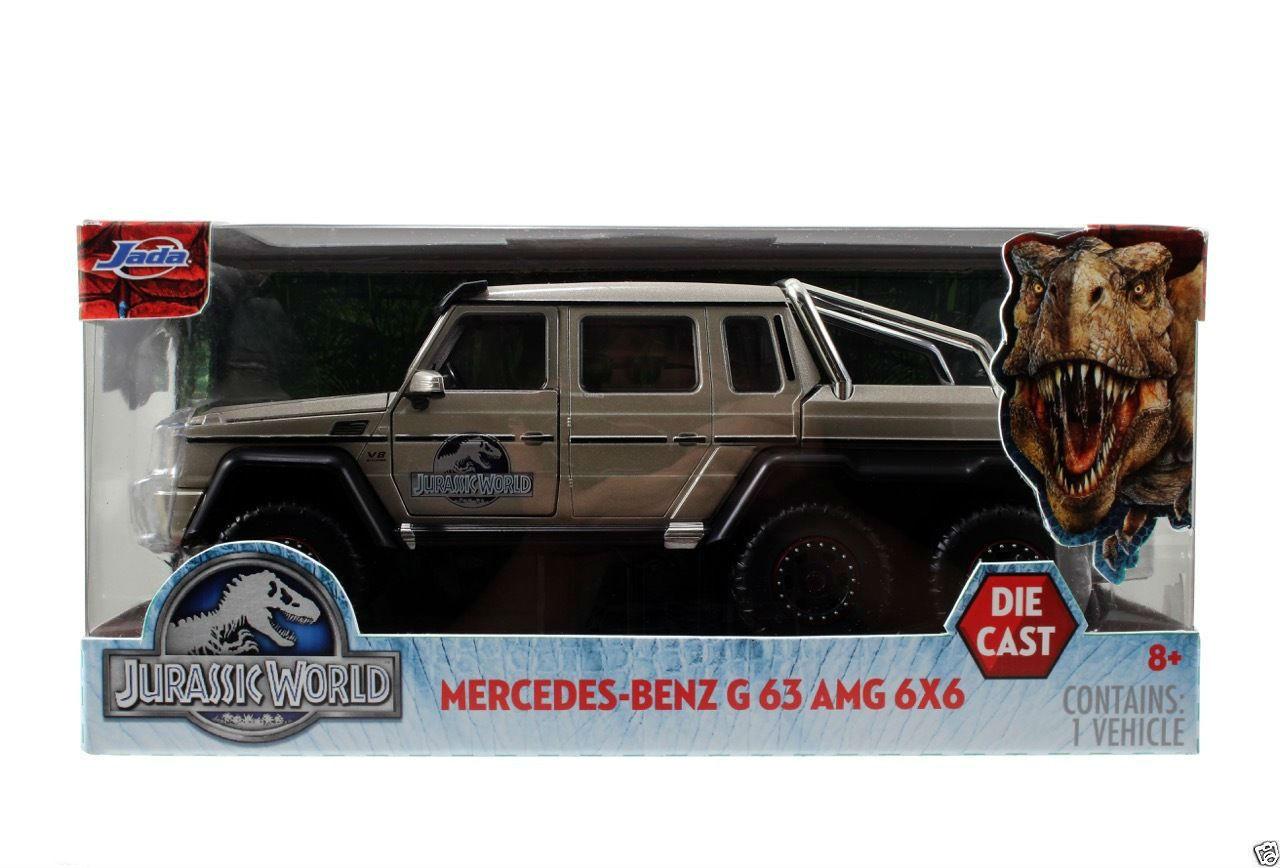 Машинка на радиоуправлении Mercedes-Benz Gelandewagen W463 G63 AMG 6X6