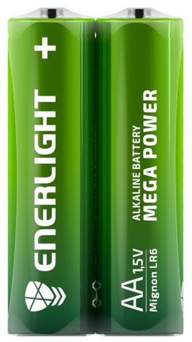Батарейки Enerlight Mega Power LR6, AA (4/48)