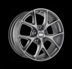 Диск колесный BBS SR 8.5x19 5x112 ET46 CB82.0 satin himalaya grey