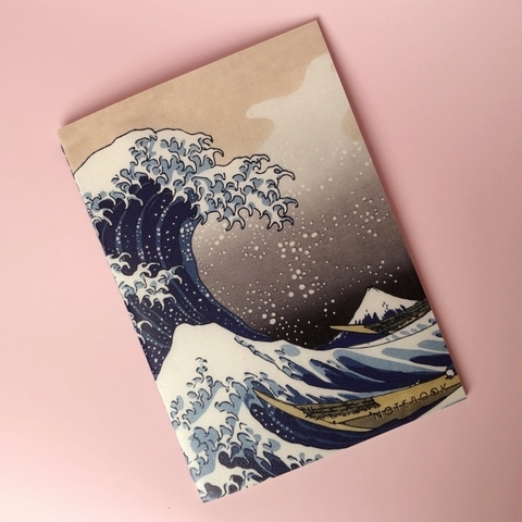 Тетрадь «Hokusai»