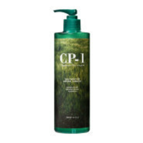 Натуральный увлажняющий шампунь для волос ESTHETIC HOUSE  CP-1 Daily Moisture Natural Shampoo,