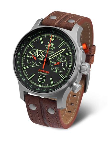 Часы наручные Восток Европа Экспедиция 6S21/595H299