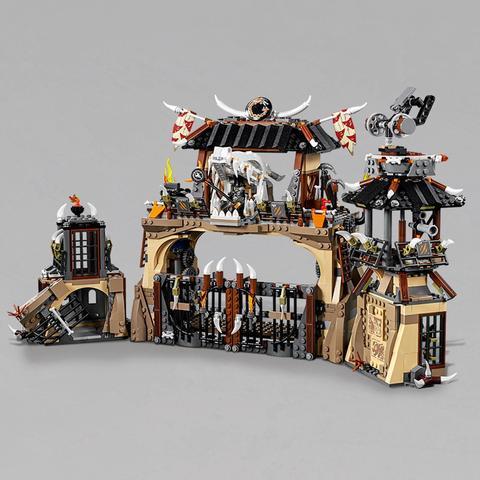 LEGO Ninjago: Пещера драконов 70655 — Dragon Pit — Лего Ниндзяго