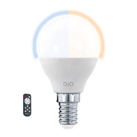 Лампа LED, СCT с измен. темп-ры цвета с пультом ДУ Eglo ACCESS LM-LED-E14 1X5W 400Lm 2700-6500K  11805