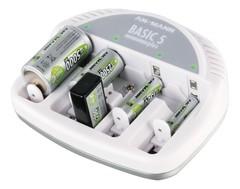 Зарядное устройство ANSMANN Basic5 plus