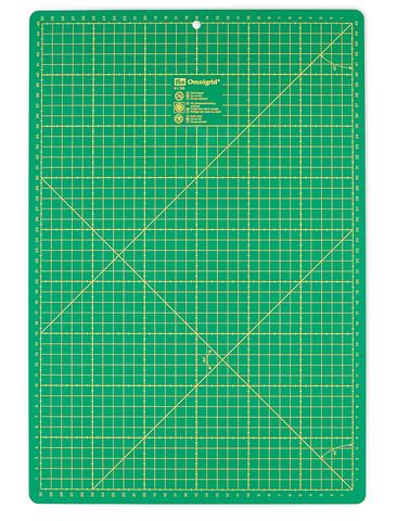 Коврик-подложка для раскройных ножей Prym, зеленый цвет. (Арт. 611386)