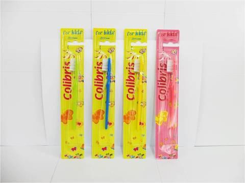 Colibris Зубная щетка детская мягкая жесткость 0919