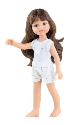 Кукла Кэрол в пижамке, 32 см, Паола Рейна ПОСТУПЛЕНИЕ 2-ая половина ОКТЯБРЯ