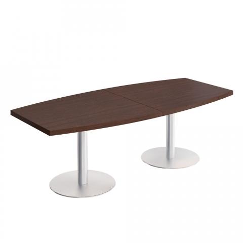 КС 142 Стол для переговоров на опорах-колоннах (240x110x75)