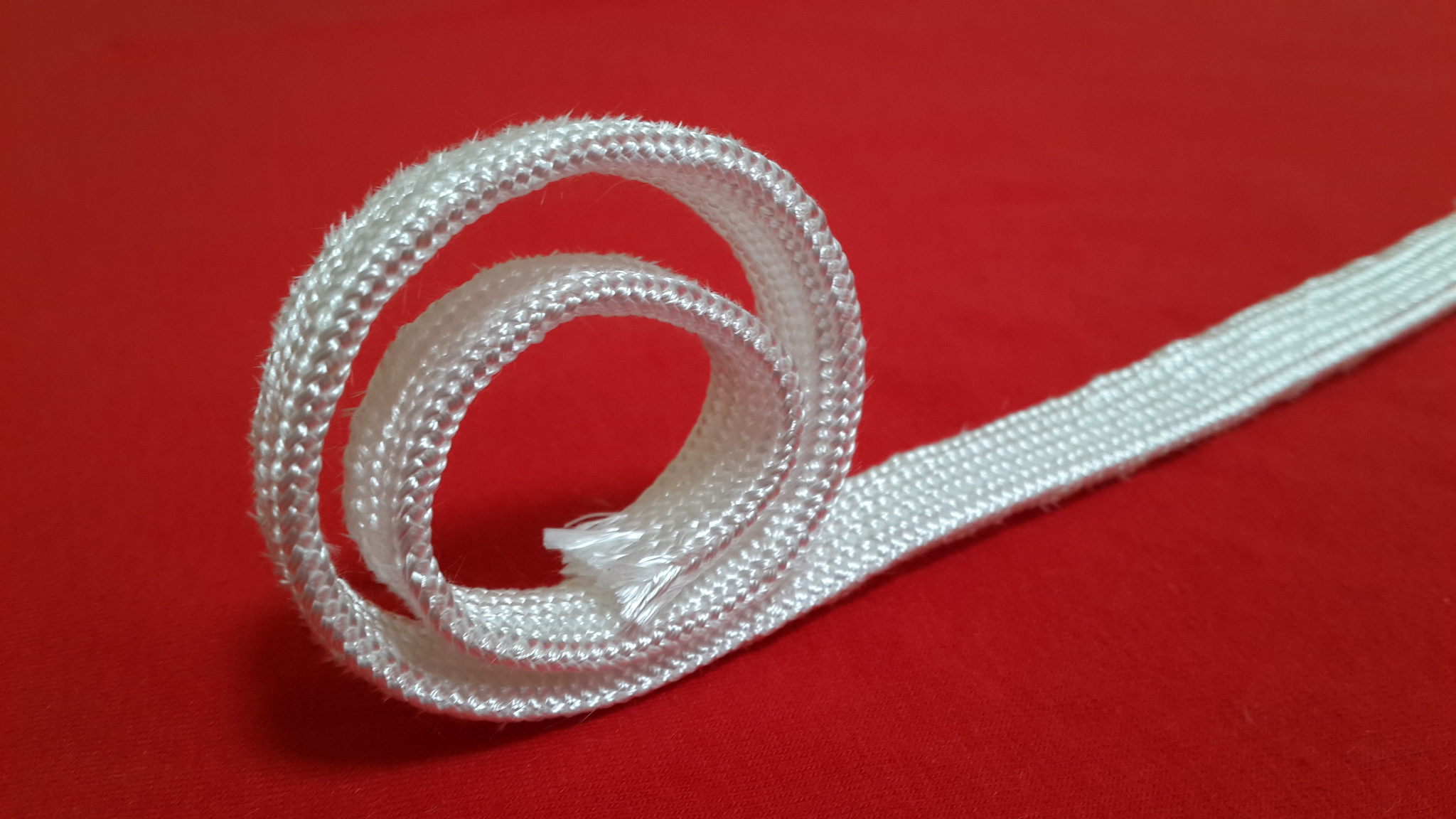 плоский шнур уплотнительный термостойкий ШКП