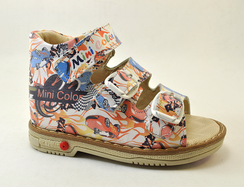 Сандалии Minicolor 8040-1