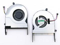 Вентилятор Кулер для ноутбука Asus G551J PN MF75090V1-C330-S9A, 13NB05T1AM1001, 13NB05T1AM0501
