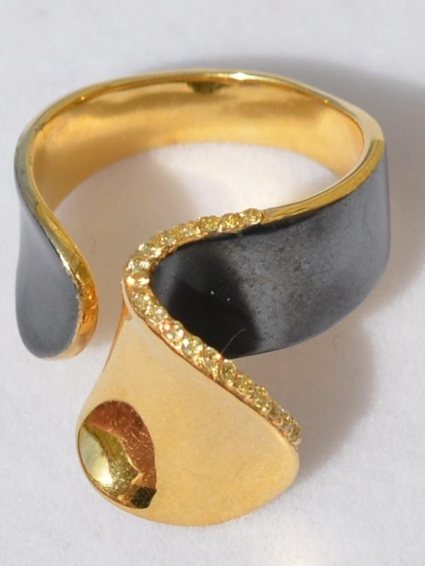 Джерси Г(кольцо из серебра)