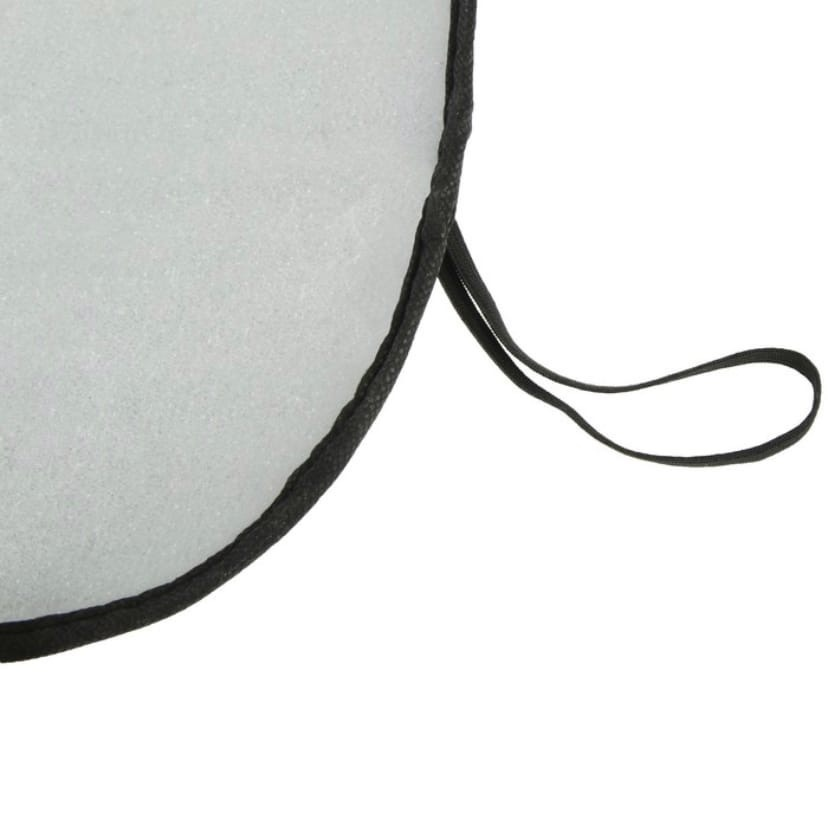 Картинка - Солнцезащитный экран на лобовое стекло автомобиля 130х60 см