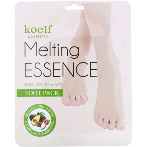 Маска-носочки Koelf Melting Essence Foot Pack