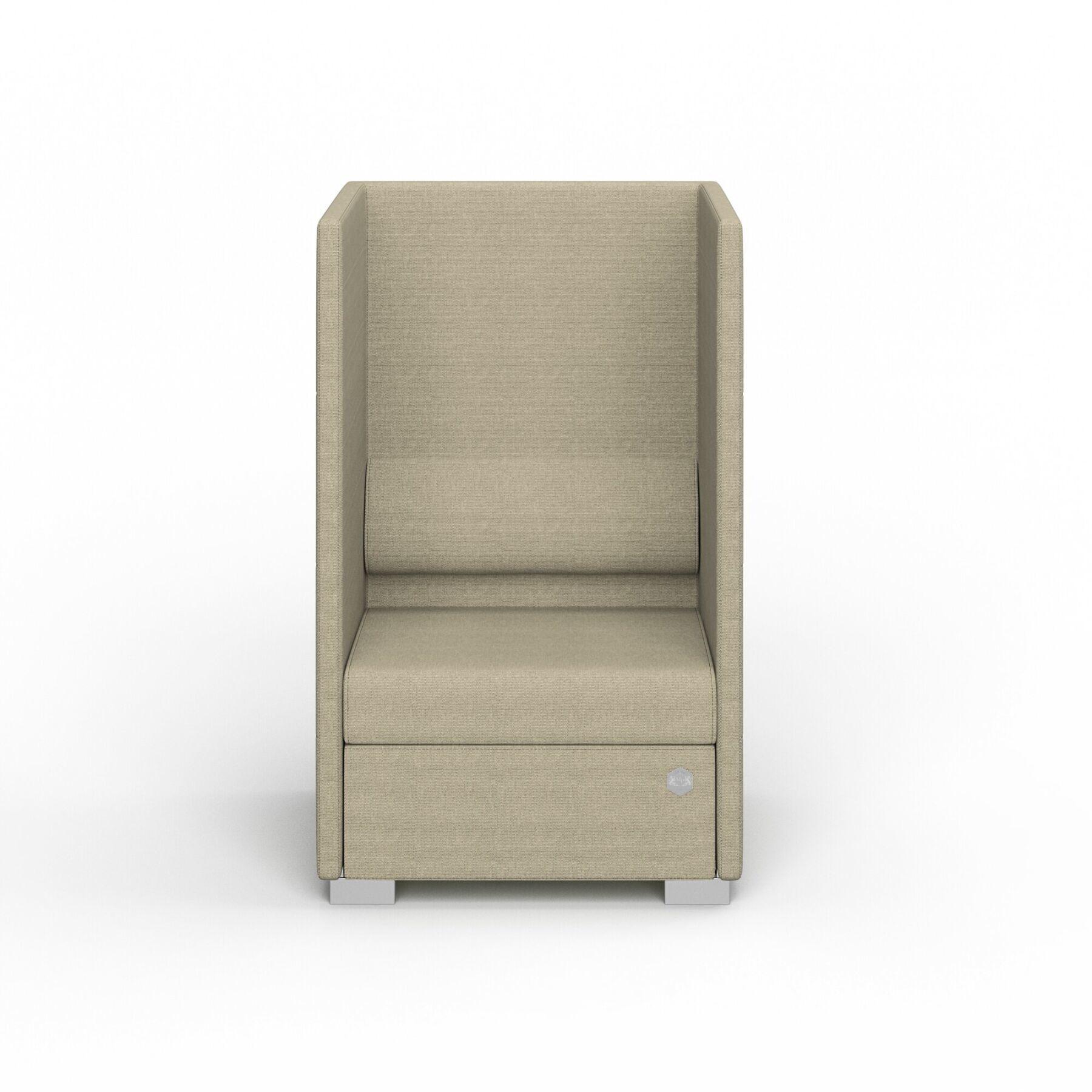 Мягкое кресло KULIK SYSTEM PRIVATE Ткань 1