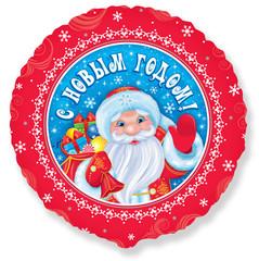 F Круг С Новым годом! Дед Мороз (эксклюзив БРАВО), 18