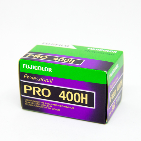 Фотопленка Fujifilm Pro 400H 135/36