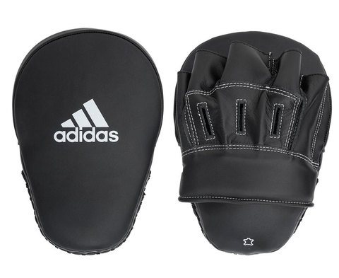 "ЛАПЫ КОЖАНЫЕ FOCUS MITT LEATHER 10"" ADIDAS"