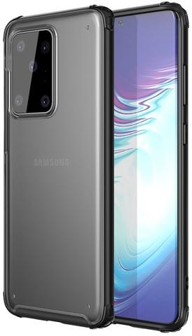 Чехол на Samsung Galaxy S20 Ultra, серия Ultra Hybrid от Caseport
