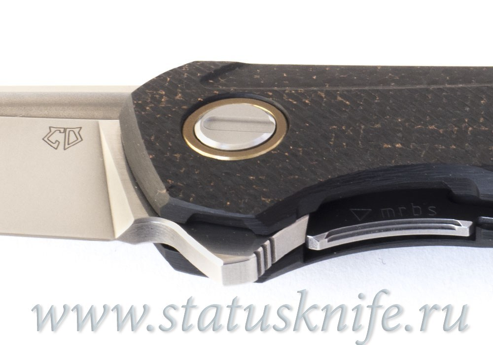 Нож Широгоров 111 Bronze Vanadis10 Custom Division - фотография