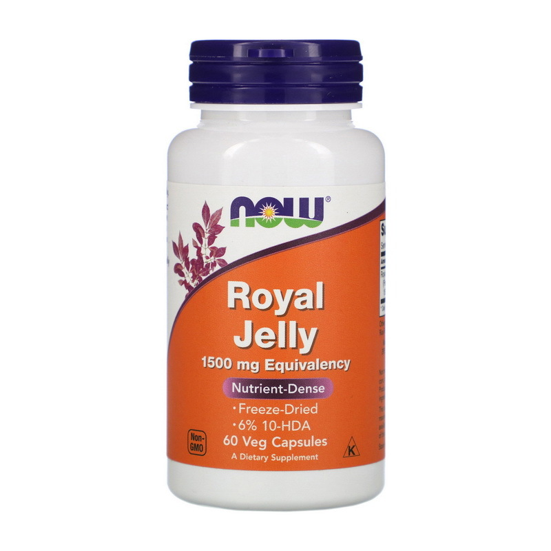 Royal Jelly 1500 mg Eguivalency