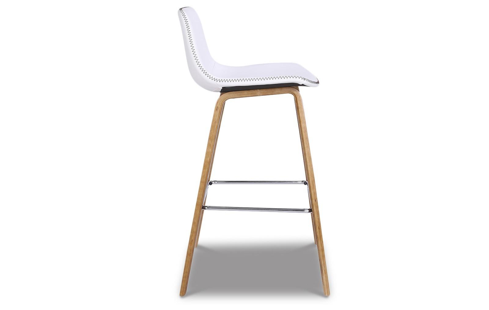 Барный стул ESF JY1733 белый
