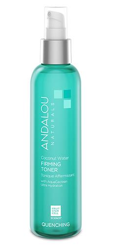 Тоник-спрей для лица с про-витамином В5, Andalou Naturals