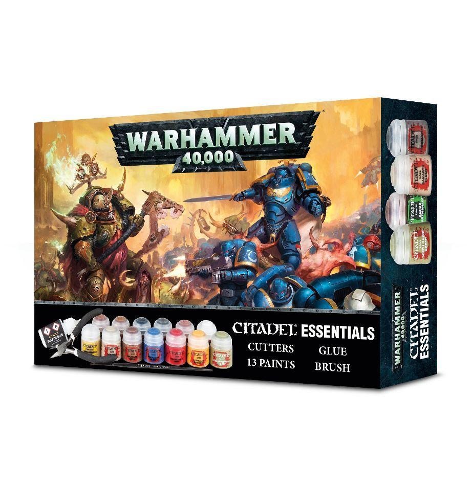 Warhammer 40,000 Citadel Essentials Set