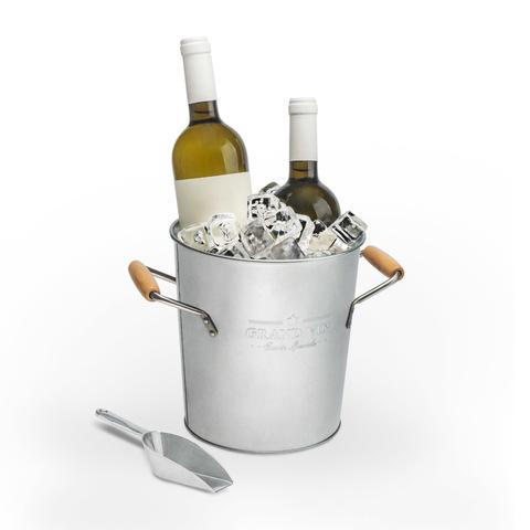 Ведро для льда и охлаждения вина