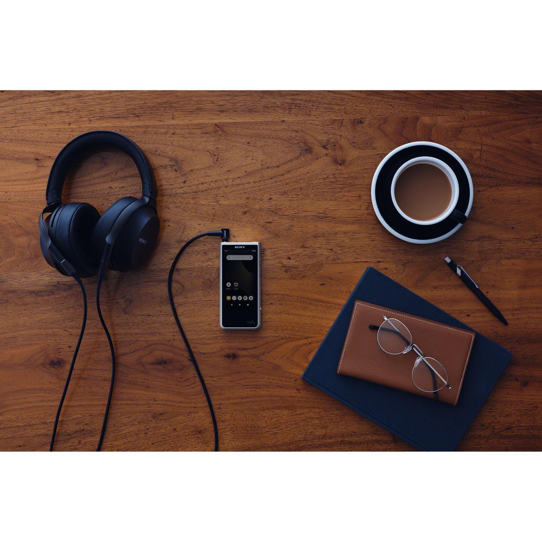 NW-ZX507S Hi-Res плеер Sony Walkman, цвет серебристый