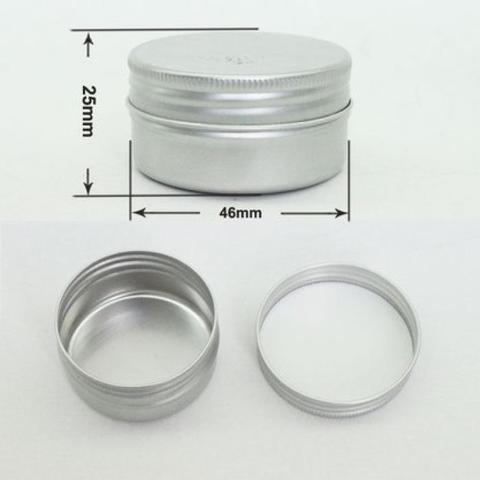 Тара баночка алюминиевая 30 гр