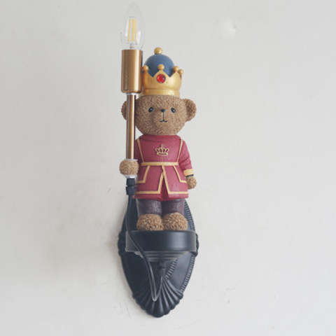 Настенный светильник Teddy by Bamboo (B)