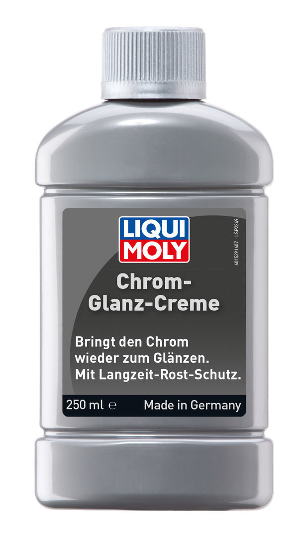 Liqui Moly Chrom Glanz Creme Полироль для хромированных поверхностей
