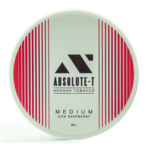 Табак Absolute-T Med 20гр Don Raspberry