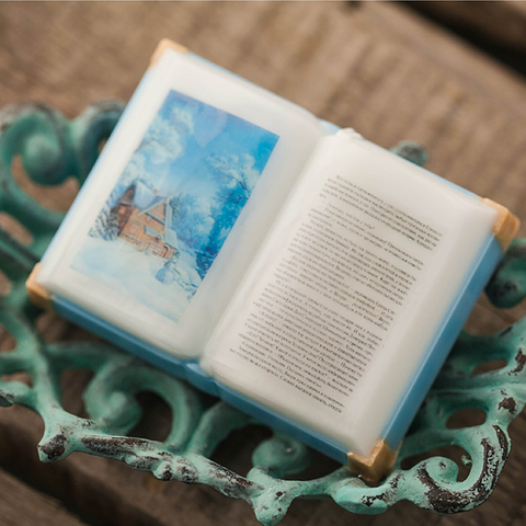 Форма для мыловарения Книга