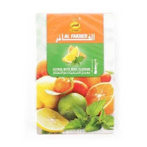 Табак для кальяна Al Fakher Citrus With Mint