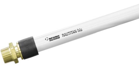 Труба Rehau Rautitan His 20 x 2.8 мм. (арт. 11370201100) 1 м.  бухта 100 м